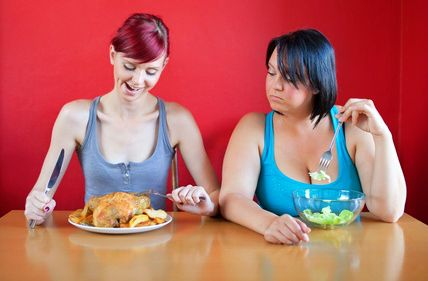 Prehrana pri hujšanju
