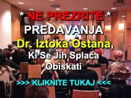 Predavanja dr.Ostana